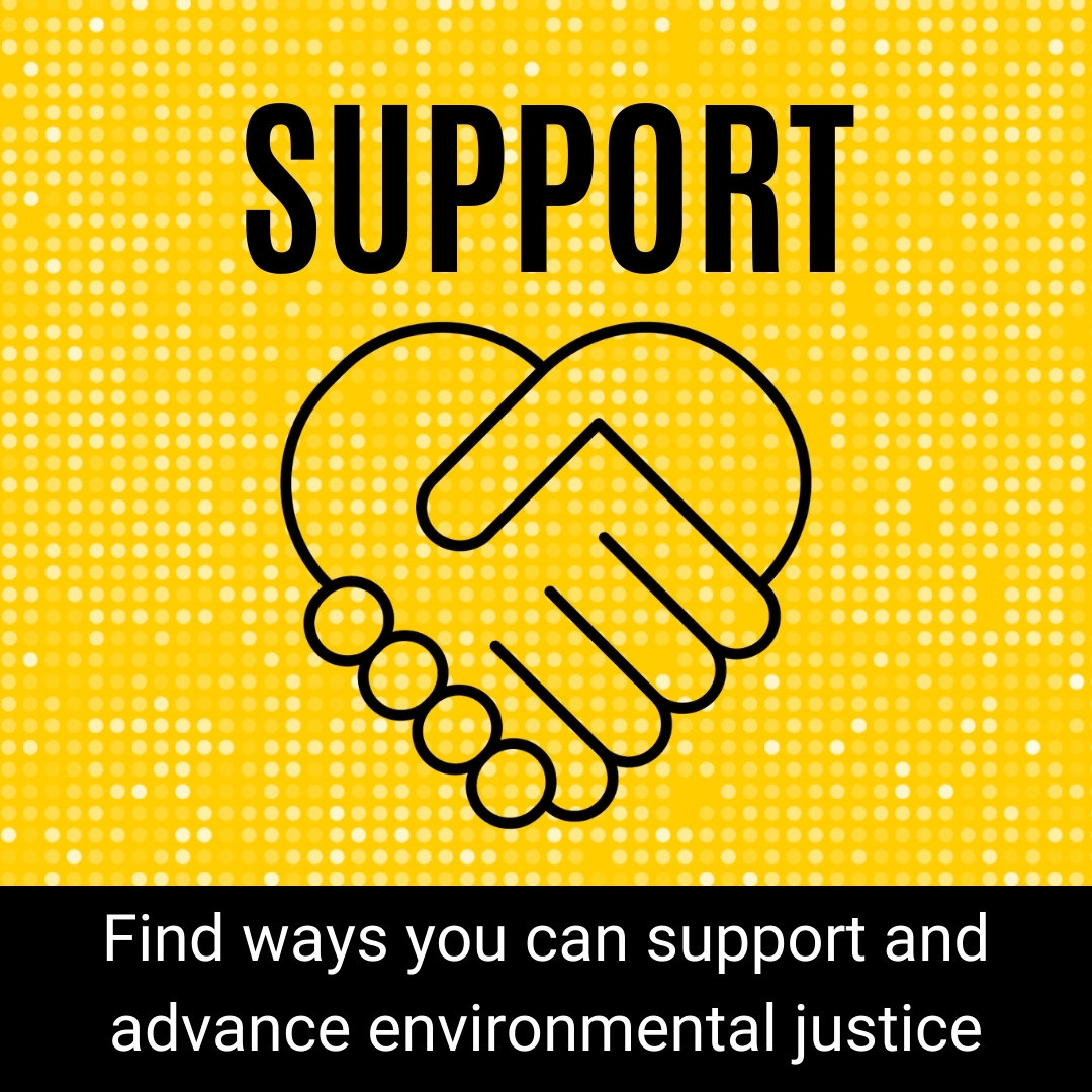 Support Environmental Justice
