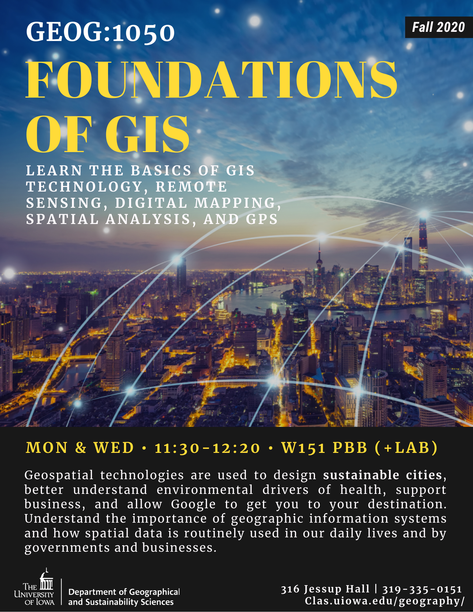 foundations of GIS