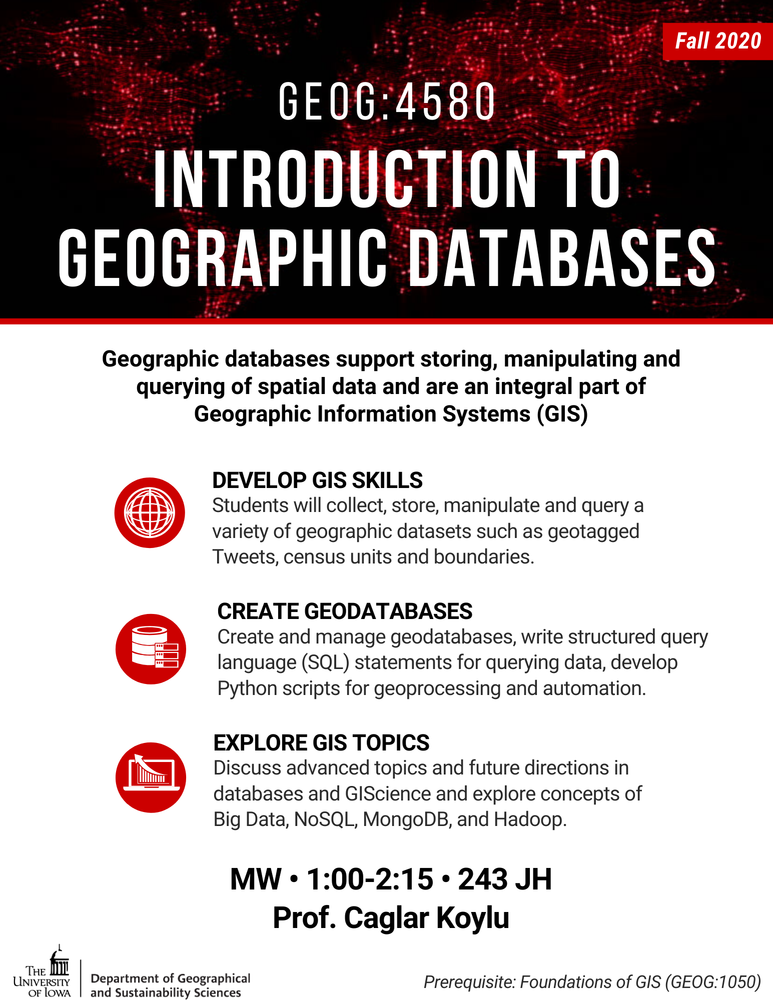 intro to geographic databases