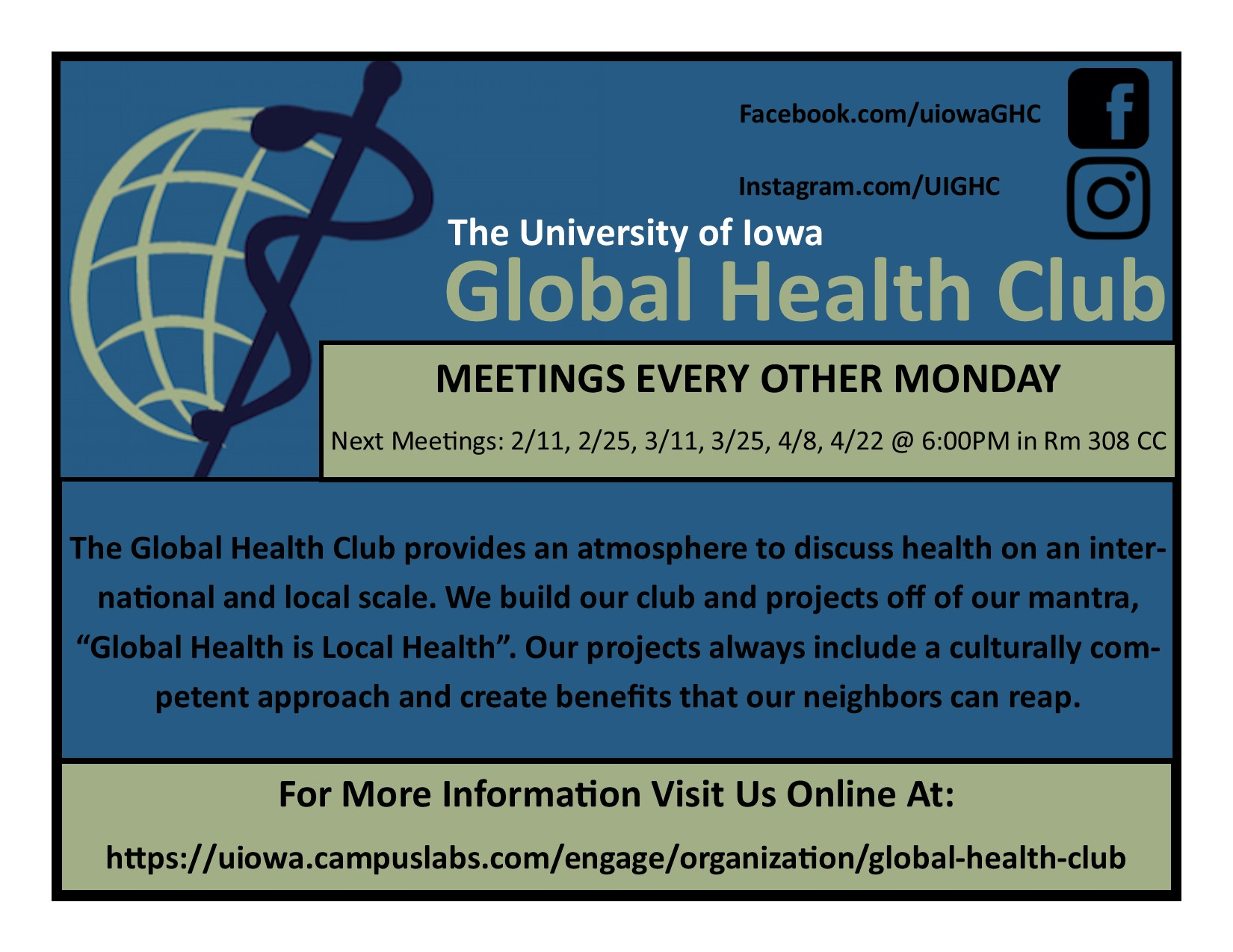 global health club