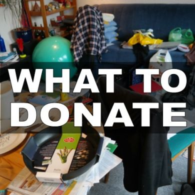 what to donate 2