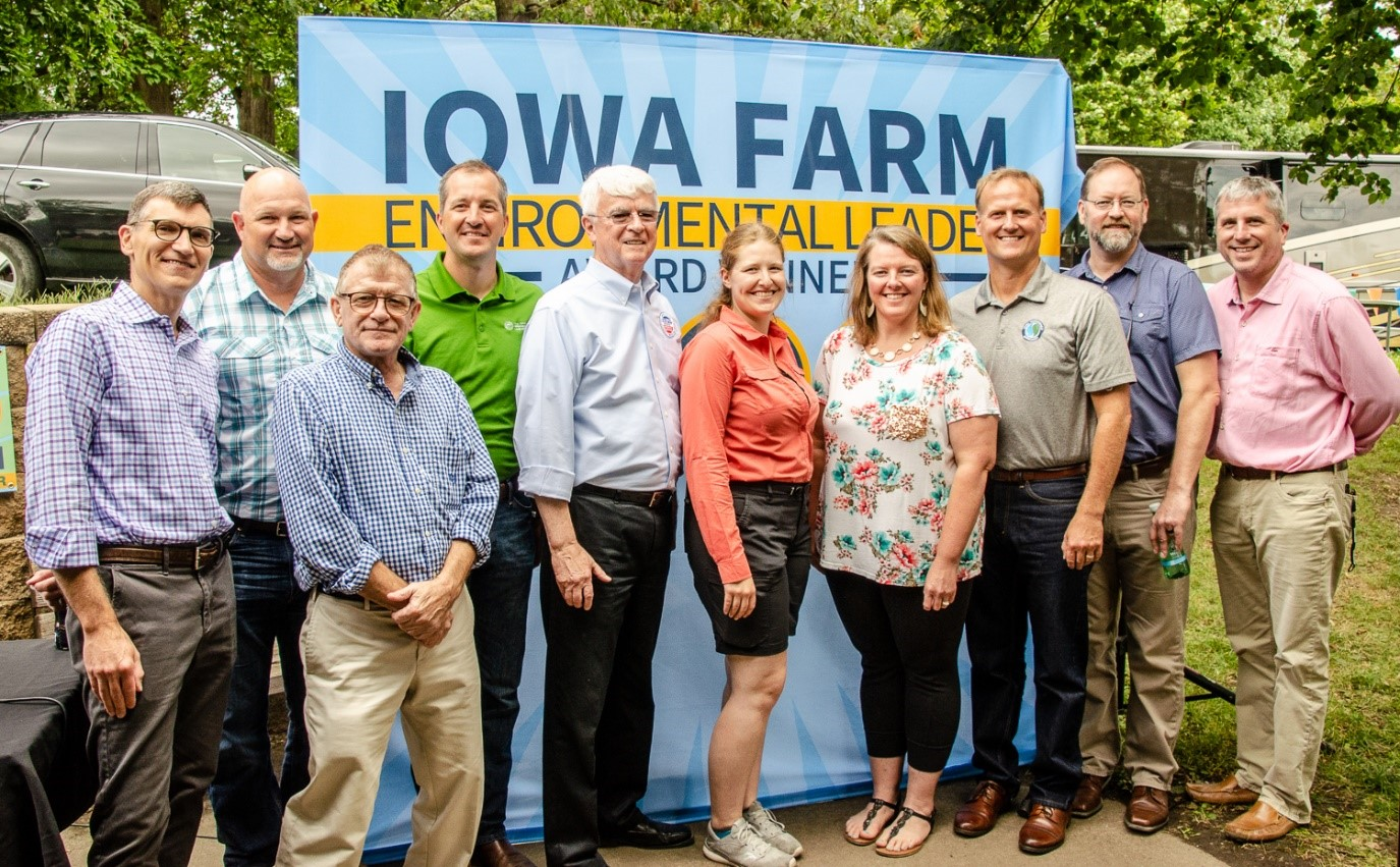 EPA announces $3.15 million in water quality funding in Iowa