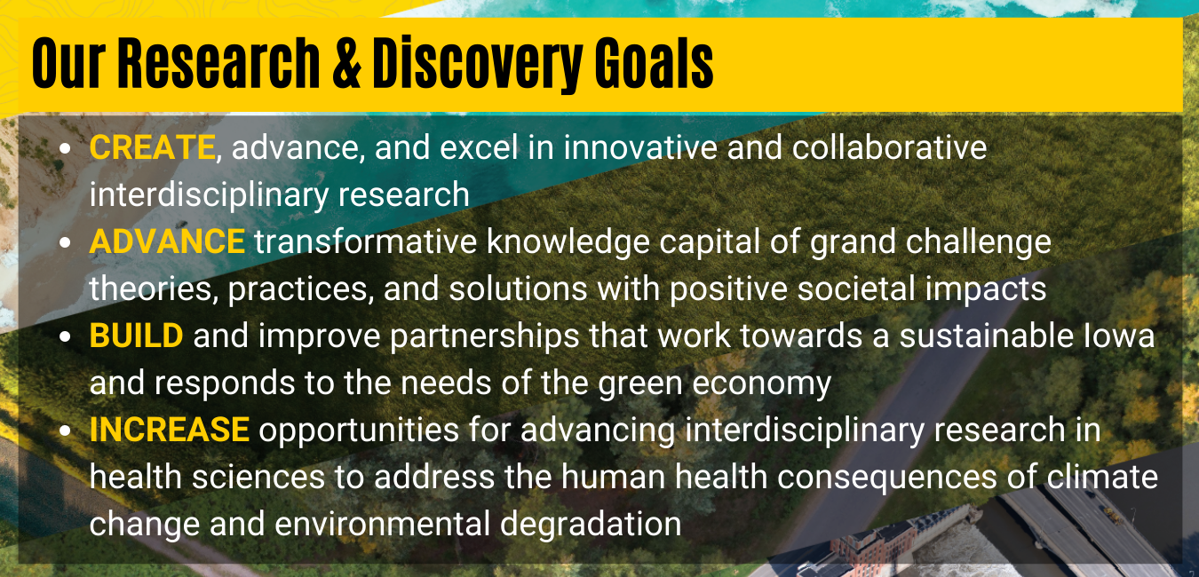 Our Research Goals