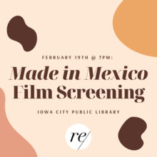 Sustainable Fashion: Film Screening and Chat