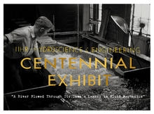 IIHR Centennial Exhibit GRAND OPENING