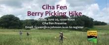 Ciha Fen Berry Picking Hike