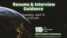 Resume & Interview Guidance Webinar