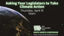 Asking Your Legislators to Take Climate Action:  A Guide to Meeting with Your Elected Officials