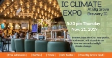 IC Climate Expo at Big Grove
