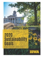 2020 Sustainability Goals