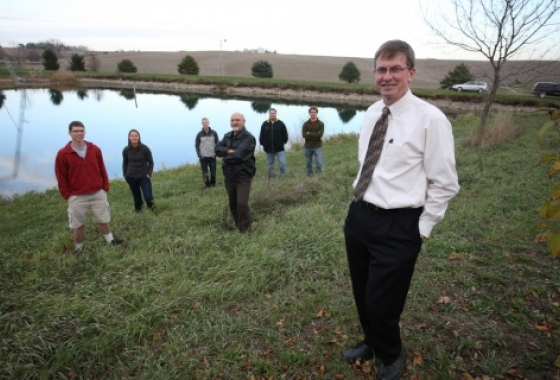 Ph.D. in Civil & Environmental Engineering, Hydraulics and Water Resources