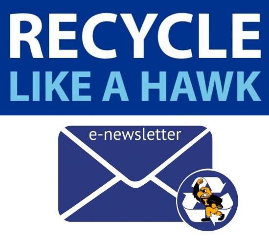 Recycle Like A Hawk e-News