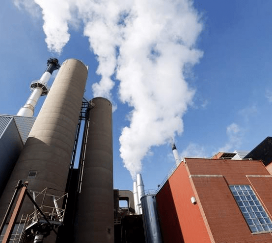 Iowa Power Plant